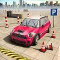现代硬盘驾驶停车游戏