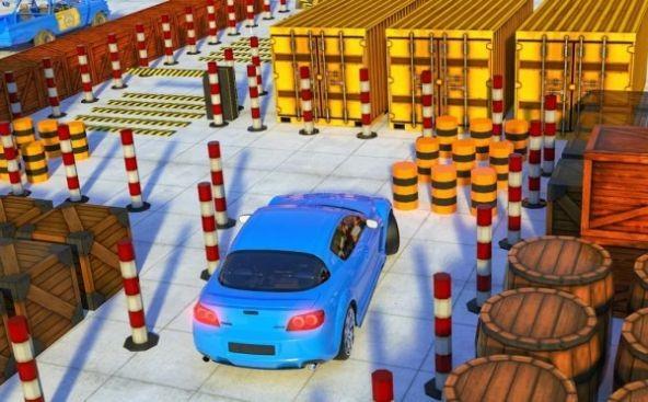 停车场终极挑战游戏